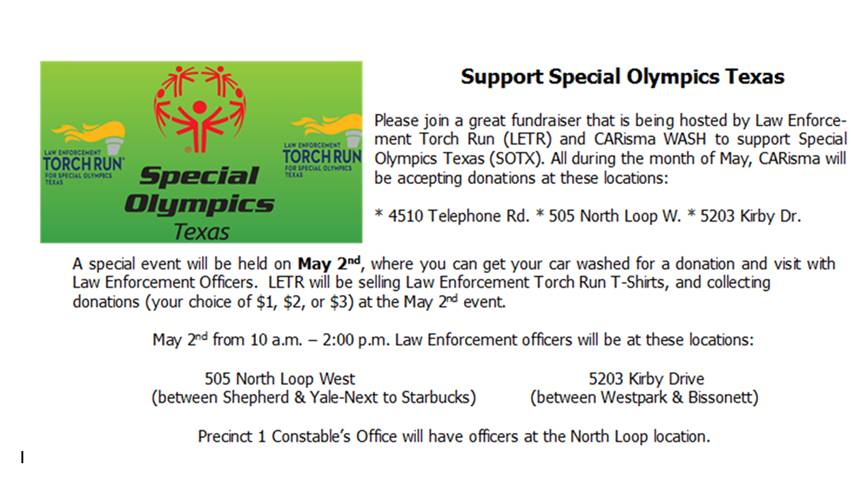 support-special-olympics-texas