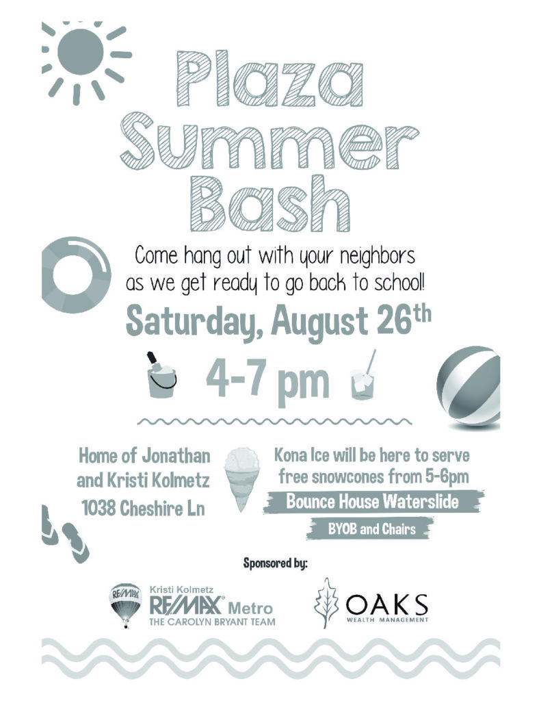 Summer Bash Invite!