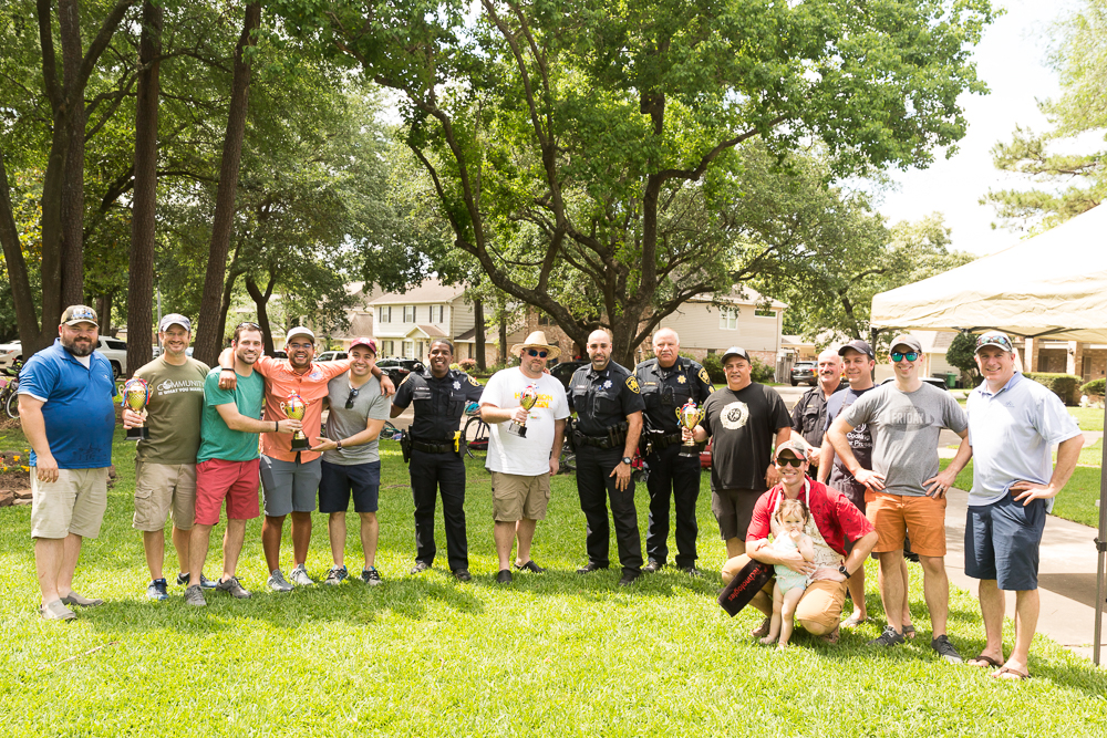 bbq cookoff winners and jury